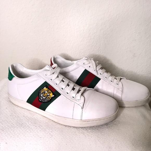 c0641d69d Gucci Shoes | Ace Sneaker | Poshmark